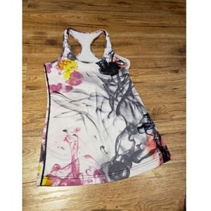 Lululemon watercolor tank 6